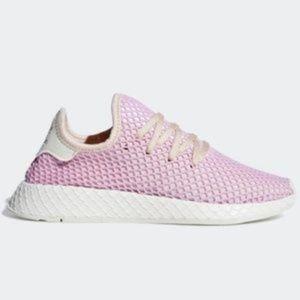 adidas DEERUPT Women's Sneakers Runner Shoes SZ 7
